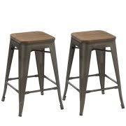 rustic industrial bar stools f6bb0dc2 aa54 40b5 aa40 bfaeff0169b4 1 14eb94e9cc1bbc5af97fcd651b6d3f5a jpeg odnwidth 180 odnheight 180 odnbg ffffff
