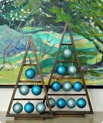 diy ornament display tree ornament tree modern and crates