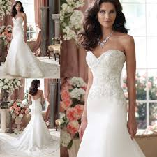 Mature Bride Wedding Dresses Aliexpress Com Buy Free Shipping Beautiful Mermaid Lace Up Back