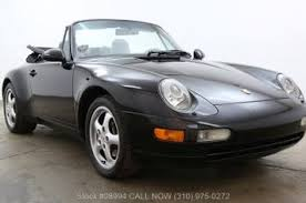 911 porsche 1995 for sale porsches for sale porsche cars for sale of model 993 911 1995