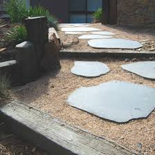 bluestone stepping stones crazy paving on mesh crazy pave easy to