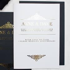 luxury personalized handmade wedding anniversary cards