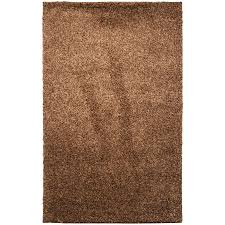 mohawk home area rugs shop mohawk home kodiak hazel gold shag hazel gold indoor
