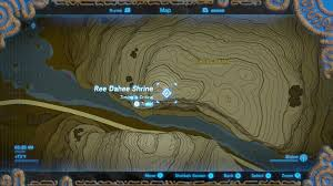 Mob Of The Dead Map Early Impressions Of The Legend Of Zelda Breath Of The Wild