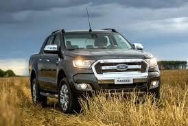 Ford Ranger - la nueva ford ranger heredera de una raza fuerte
