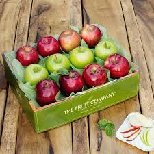 fruit gift apple medley gift box the fruit company