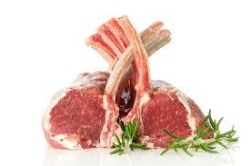 of lamb french cut