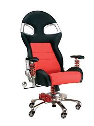 amazon com pitstop furniture f08000r red lxe office chair automotive