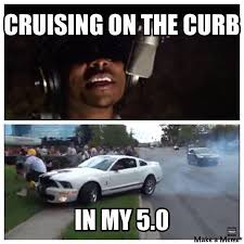 Car Guy Meme - 30 hilarious mustang memes about their constant crashes