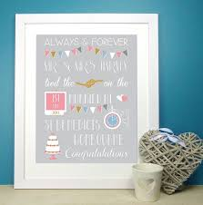 best wedding present best 25 personalised wedding presents ideas on