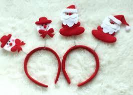 buy christmas decorations elk horn xmas headdress small antler