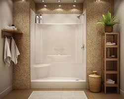 tile ideas for downstairs shower stall for the home low maintenance shower stall prefab actual stall with pretty tile