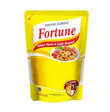 Minyak Filma 2 Liter fortune minyak goreng 6 pouch x 2 liter klikhoreka