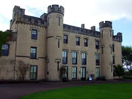 stately homes and mansions the castles of scotland coventry the binns or house of the binns a fine castellated mansion with an interesting interior