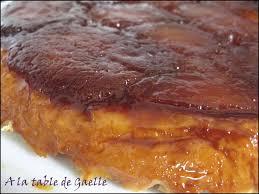 hervé cuisine tarte tatin tarte tatin réussie merci hermé a la table de gaelle