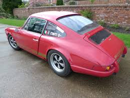 pink porsche convertible racecarsdirect com 1965 porsche 911 r replica