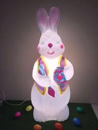 Vintage Plastic Easter Decorations 36