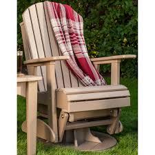 shop luxcraft furniture rocker gliders porch swings