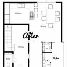your renovation stories an open plan home conversion your home