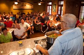 cuisine tour doubloon tours creole city creole cuisine cooking demo and