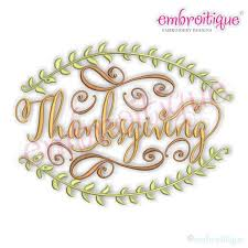 621 best thanksgiving machine embroidery images on
