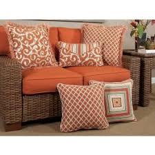 Garden Treasures Patio Furniture Replacement Cushions by Replacement Cushions U0026 Pillows Wicker Com