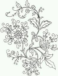 46 flower coloring pages images mandalas