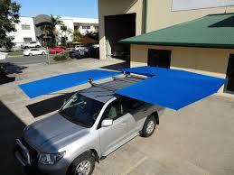 4wd Shade Awning Clevershade 270 4 4 4wd Vehicle Shade Australian Made