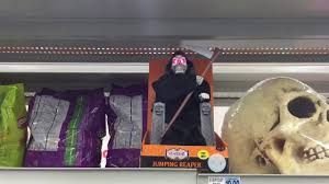 rite aid halloween animated 2017 occasions jumping reaper in chair