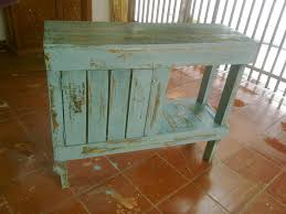 shabby chic kitchen island pallet kitchen island console table 99 pallets