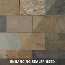 stone wall tile floor decor indian creek slate tile
