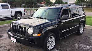 jeep patriot 2017 sunroof pre owned 2010 jeep patriot north edition 2 4l 4wd 4dr suv auto