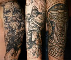 ancient viking tattoos tattoo collections