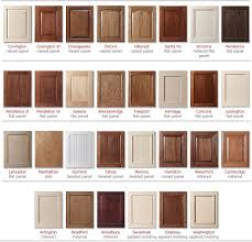 kitchen cabinet wood types kitchen decoration