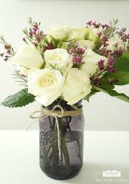 jar floral centerpieces 13 pretty jar flower arrangements best floral centerpieces