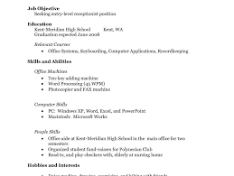 no experience resume examples entry level medical assistant