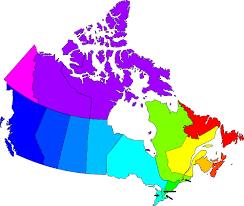 Canada Election Map by Cdnpoli Boing Boing