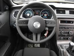 steering wheel for mustang 2012 base steering wheel upgradeable ford mustang forum