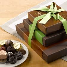 gifts by mail chocolate gift sets send vermont chocolates by mail