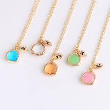 Custom Necklace Pendants Aliexpress Com Buy D M Fashion Custom Name Personalized