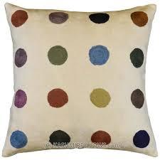 Throw Pillows Sofa by Polka Dots Ivory Modern Throw Pillows Cream Cushion Cover Accent