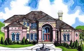 Home Design European Style European Style House Plans Plan 66 270