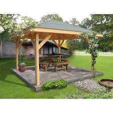 lampadaire de jardin leroy merlin kiosque bois villaverde 11 56 m leroy merlin