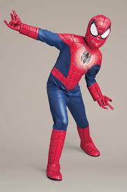 spiderman mask halloween ultimate light up spider man costume for kids spider man