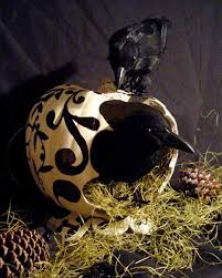 Martha Stewart Halloween Pumpkin Templates - more great pumpkins to create martha stewart