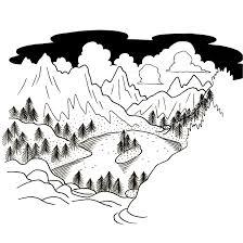 Coloriage Montagne Elégant Ressources éducatives Libres Data Abuledu