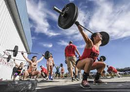 Crossfit Garden City Home Facebook Crossfit Athletes Say There Is No Why Only Do Recreation