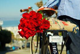 Flower Delivery San Francisco Flower Delivery By Bike U2013 Bike Pretty