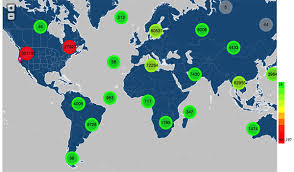 ip address map geoip in your soc security operations center