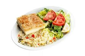 assiette de cuisine assiette tiropita ou spanakopita brochetterie parthenon